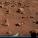Viking Lander 2 Camera 2 (Native) High Resolution Color Mosaic