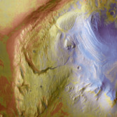The layered interior of Gale crater, Mars