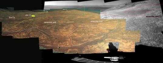 Pancam view, sol 4365