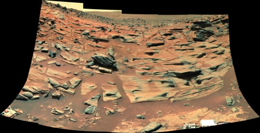 Home Plate, sol 748