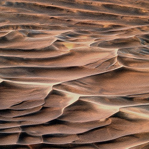 Dunes in Endurance Crater