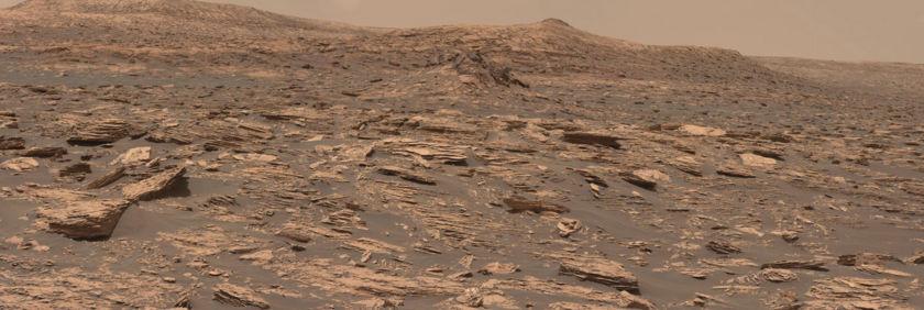 Vera Rubin Ridge, Curiosity sol 1720