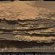 Rhodes Cliff, Curiosity sol 1700 (May 18, 2017)