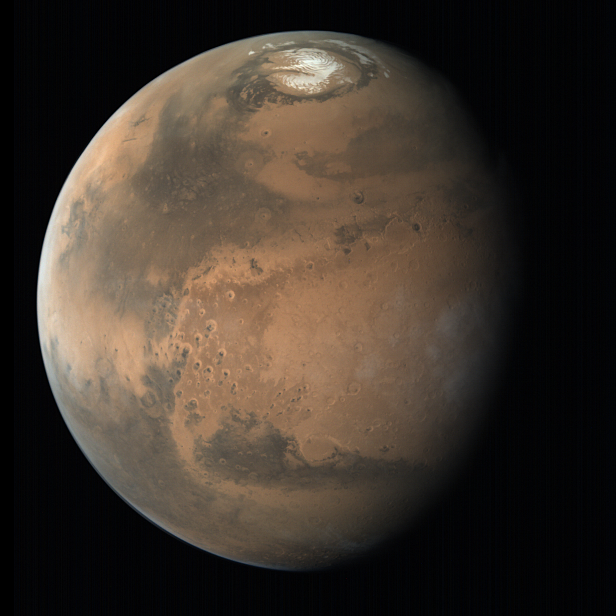 how much is the planet mars - photo #3