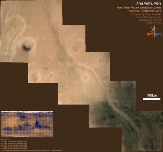 Ares Vallis, Mars