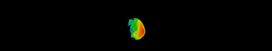 Temperature gradient on Phobos