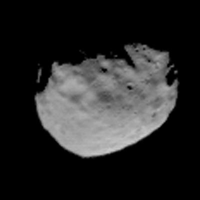 Phobos from Mars Odyssey