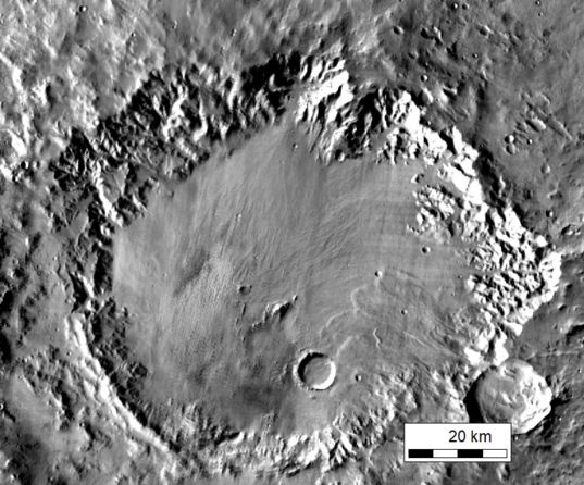 Roddy Crater