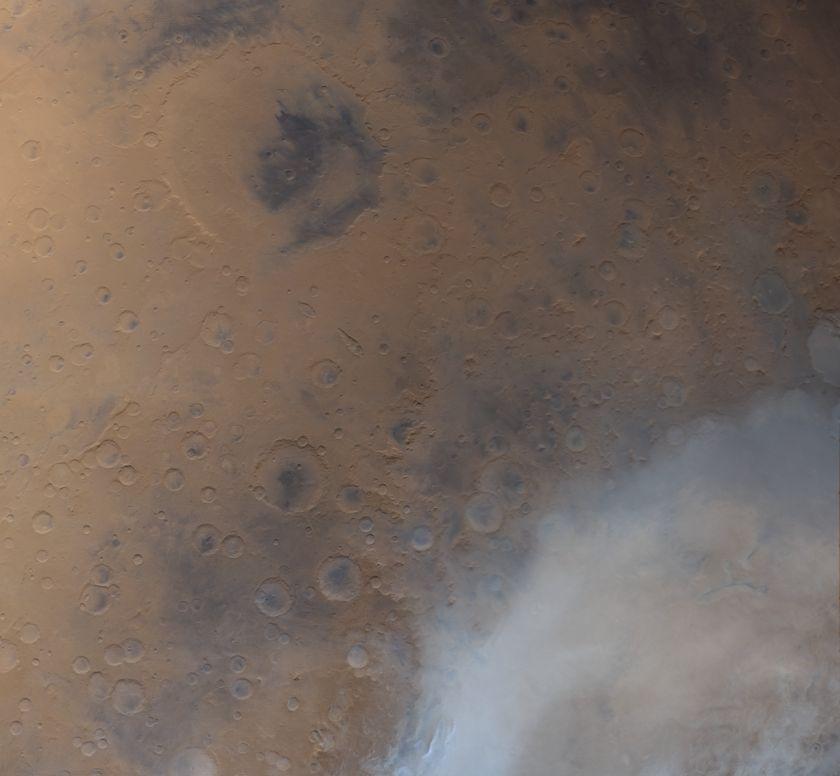 Southern Sabaea Terra - Viking Orbiter 1