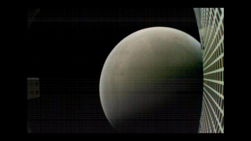 Farewell, Mars
