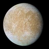 Europa in color: trailing hemisphere