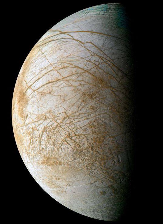 Highest-resolution global view of Europa