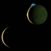 Io and Europa