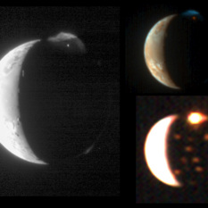 Many eyes on Io