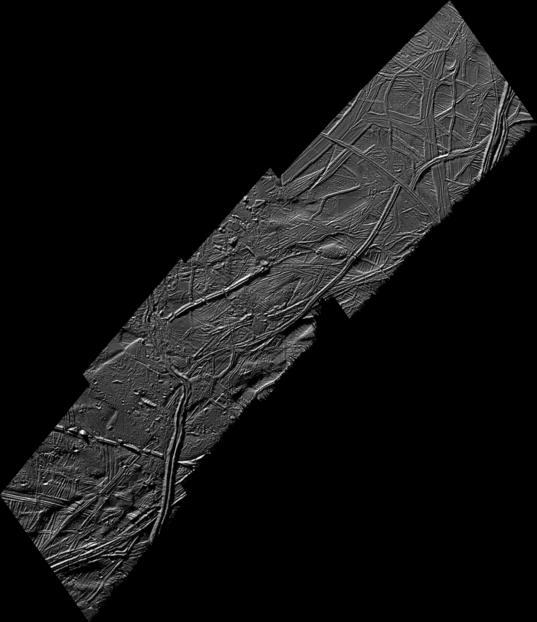 Adonis Linea, Europa from Galileo