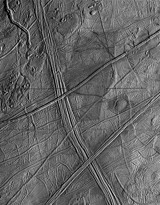 Europa's Conamara Chaos (E6ESBRTPLN02 Context)