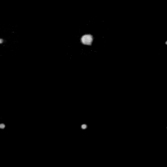 All images of Jupiter's moon Metis from Galileo