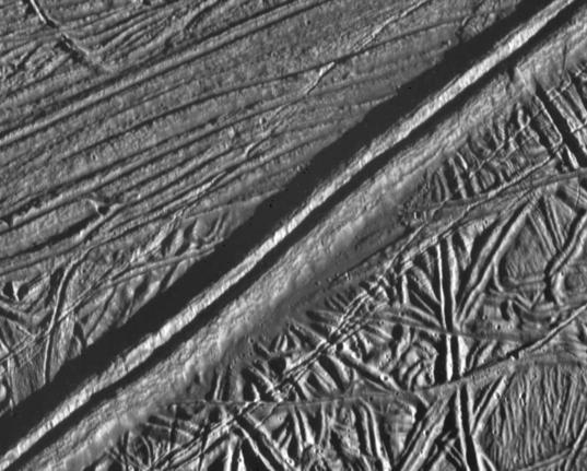 Europa's ridges