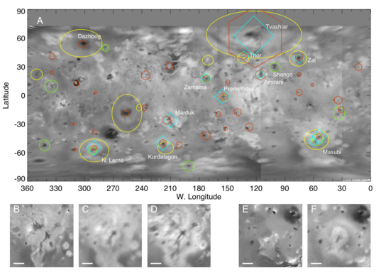 Surface changes at Masubi, Io, between Galileo and New Horizons
