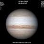Jupiter on November 10, 2010: Outbreak?