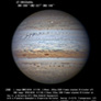 Jupiter on November 20, 2010: Outbreak!