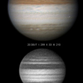 Jupiter on June 3, 2010: Impact flash!