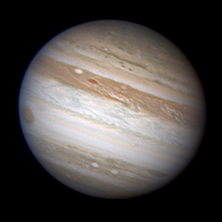 Jupiter on May 8, 2010