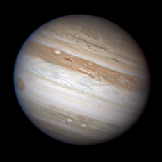Jupiter on May 8, 2010