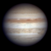Jupiter on February 11, 2011