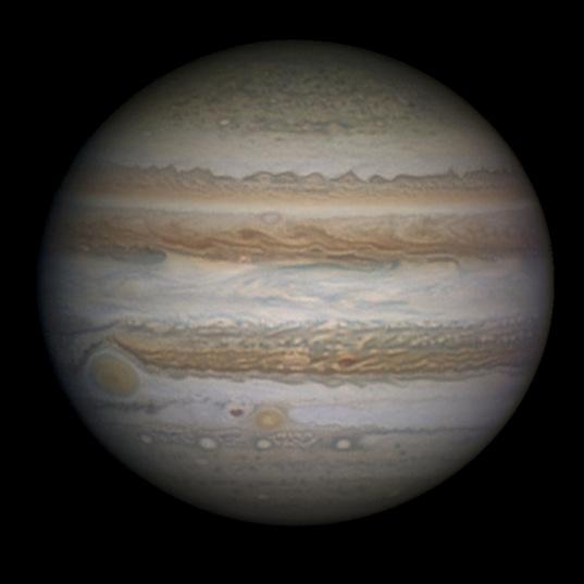 Jupiter on December 27, 2012
