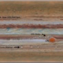 Jupiter from Hubble, January 2015