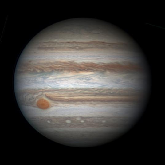 Jupiter on January 4, 2016