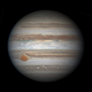 Jupiter on January 4, 2016