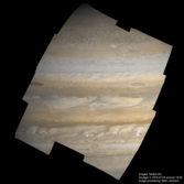Jupiter from Voyager 2