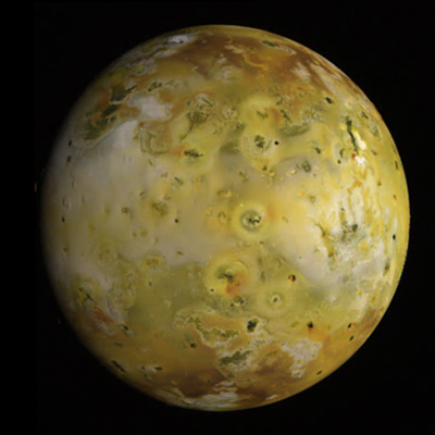 Io on Galileo's E6 orbit