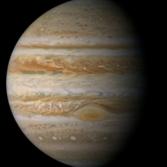Jupiter in December, 2000