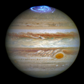 Auroras in Jupiter's Atmosphere