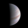 Juno approaches its first orbital perijove