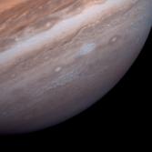 Voyager 1 Jupiter mosaic