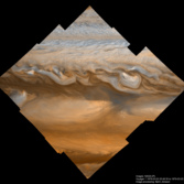 Jupiter's North Equatorial Belt and North Tropical Zone