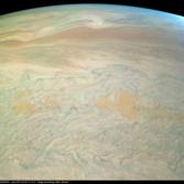 Jupiter from Juno at Perijove #4