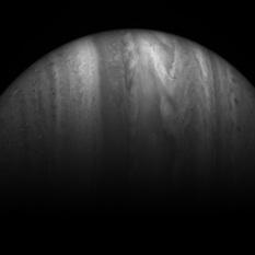 Jupiter from New Horizons