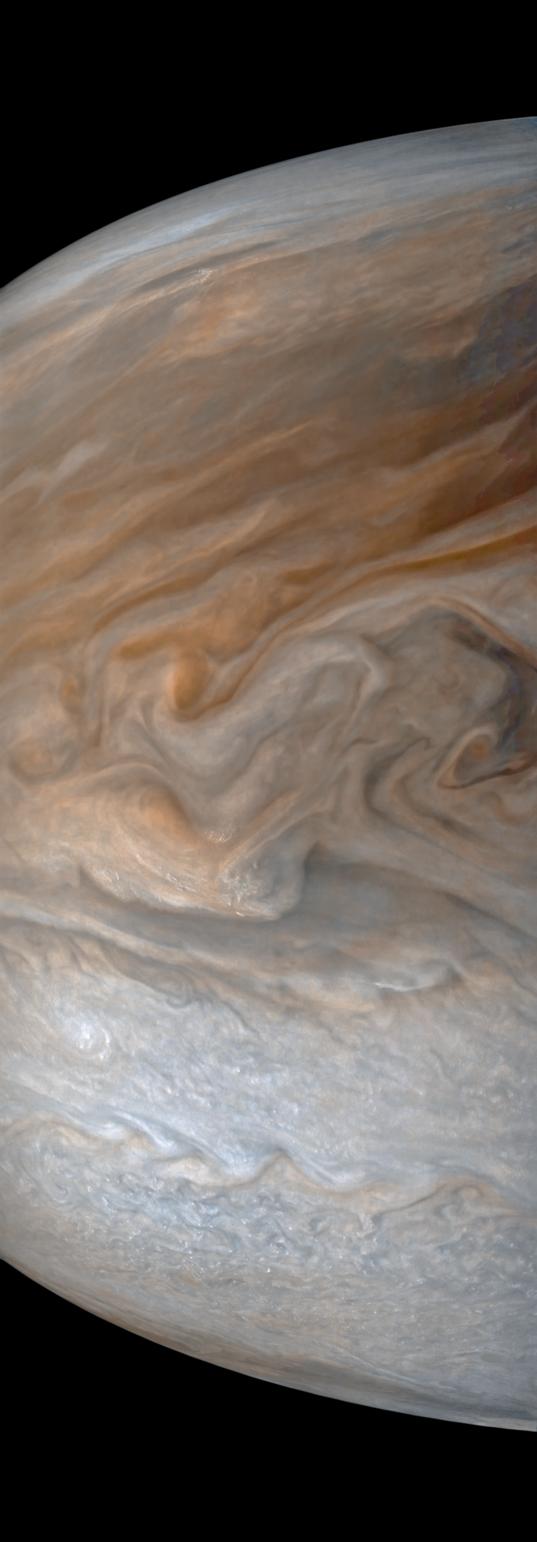 Turbulence in Jupiter's South Equatorial Belt
