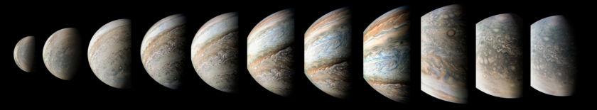 Juno Perijove 8 overview