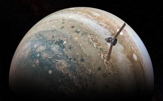 A portrait of Juno (artist's rendering)