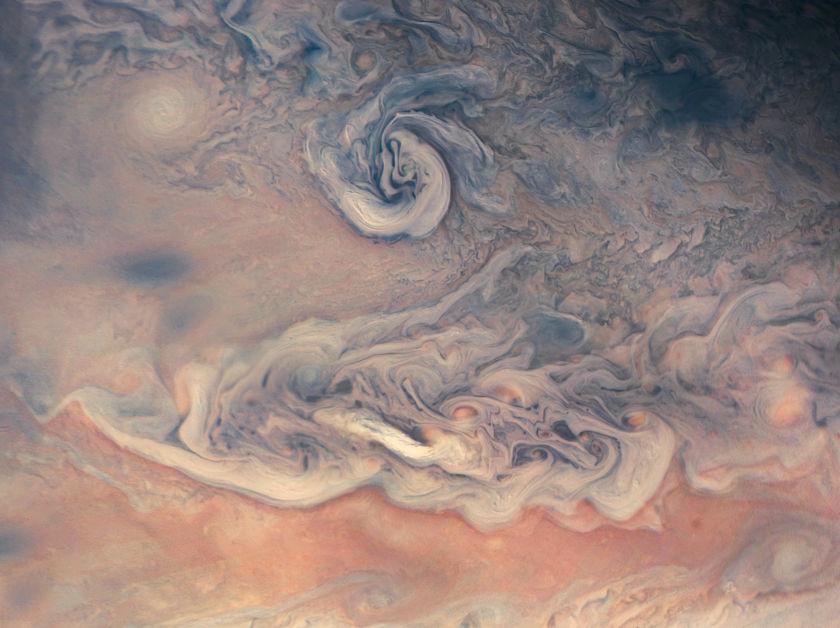 Swirls and vortices