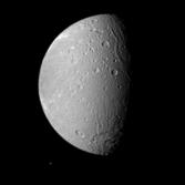 Dione and Telesto