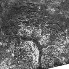 Complex Canyons on Titan