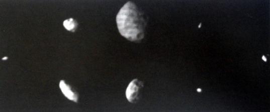 Moonlets