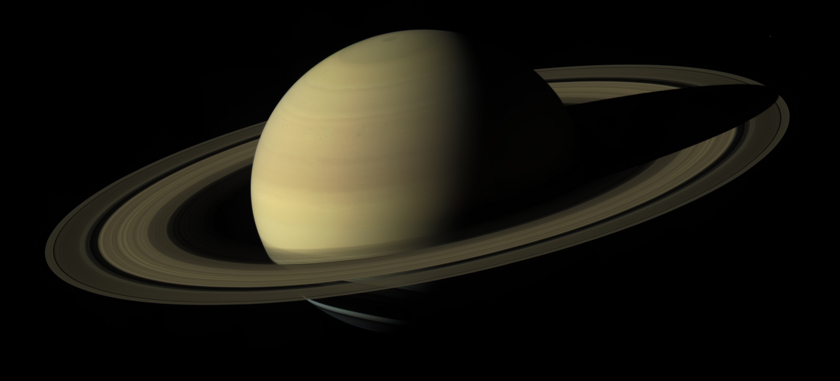 Saturn from Cassini